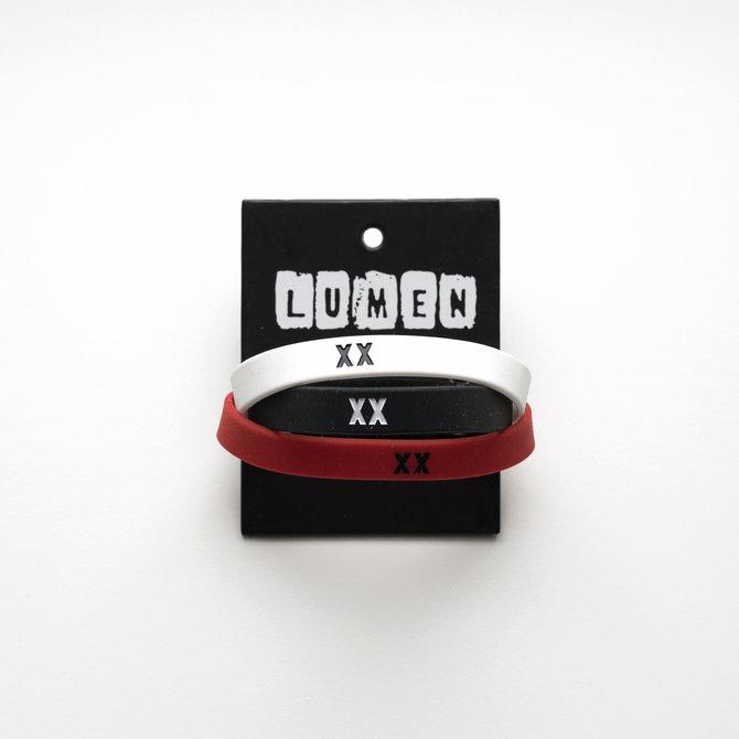 Lumen: набор браслетов «ХХ лет»