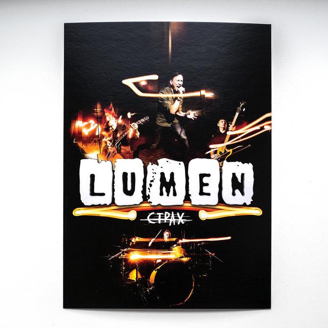 """Lumen: постер """"СТРАХ"""""""